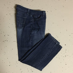 Lee Slender Secret Jeans Size 14 Short